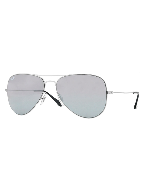 Steel Aviator Sunglasses by Ray-Ban in Everybody Wants Some