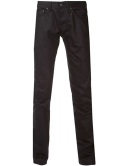 Selvedge Chino Trousers by Naked And Famous in We Are Your Friends