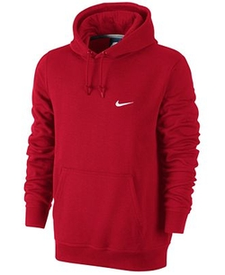 Classic Pullover Fleece Hoodie by Nike in She's The Man