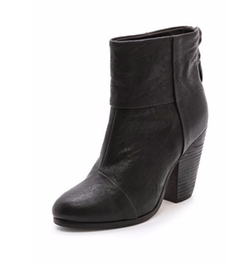 Classic Newbury Booties by Rag & Bone in The Flash