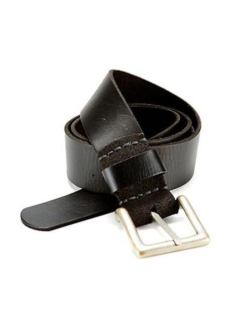 Newhart Leather Belt by Lucky Brand in And So It Goes
