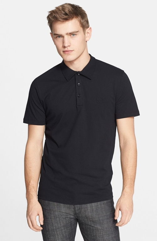 'Medusa' Polo Shirt by Versace Collection in Trainwreck