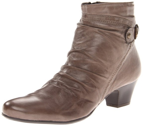 Limbo Pause Ankle Boots by Clarks in The Longest Ride