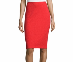 Clair Knit Pencil Skirt by St. John Collection in House of Cards