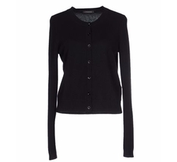 Round Collar Cardigan by Strenesse in Pretty Little Liars