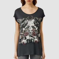 Styx Boyfriend T-Shirt by All Saints in Scandal
