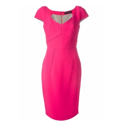 Casson Dress by Roland Mouret in Baywatch