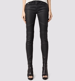 Biker Jeans by All Saints in The Fate of the Furious