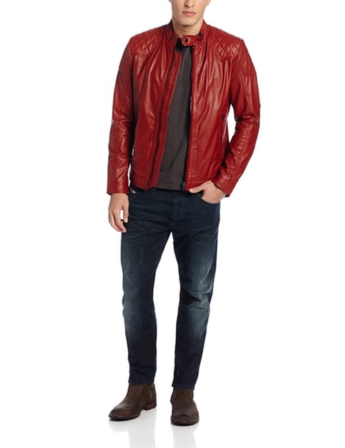 Laleta Leather Jacket by Diesel in Need for Speed