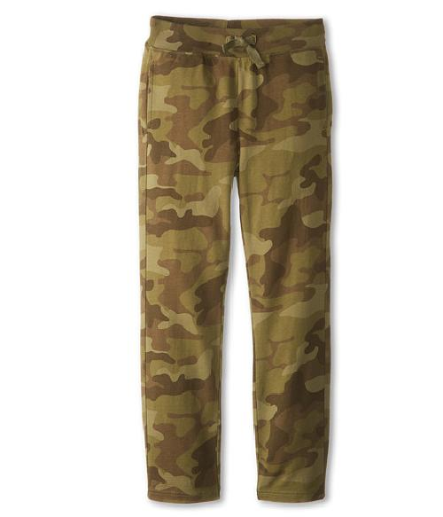 Boys' Allover Camo Sweatpant by United Colors of Benetton Kids in Oculus