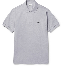 Cotton-Piqué Polo Shirt by Lacoste in Mr. & Mrs. Smith