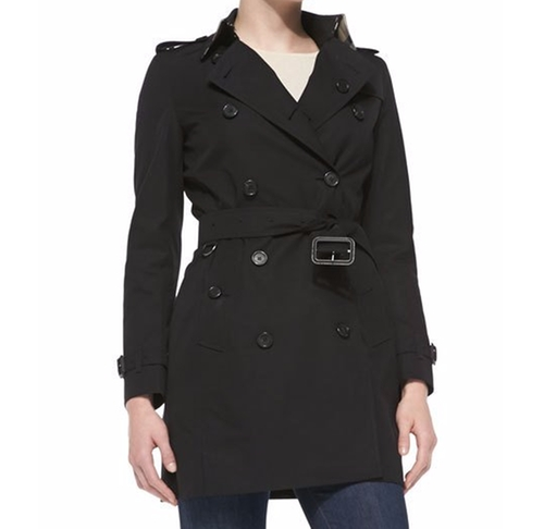 Double-Breasted Trench Coat by Burberry London in Jack Reacher