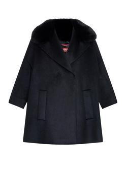 Elogio Coat by Max Mara Studio in The Good Wife