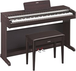 Arius Digital Piano by Yamaha in Begin Again