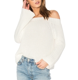 Off Shoulder Sweater by 525 America in Fuller House
