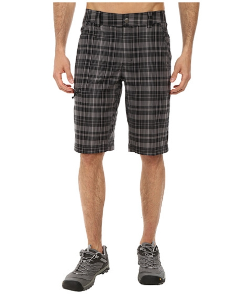 Cool Creek Stretch Plaid Short by Columbia in Adult Beginners