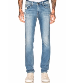 L'Homme Skinny Jeans by Frame Denim in The Ranch