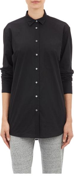 Poplin Dress Shirt by Atm Anthony Thomas Melillo in The Gambler