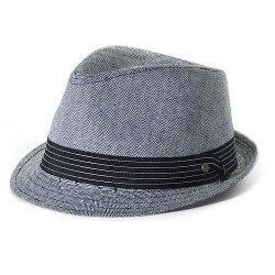 Herringbone Fedora by Stetson in The Best of Me