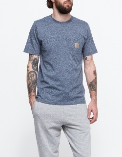 Short Sleeve Pocket T-Shirt by Carhartt Wip in Cut Bank
