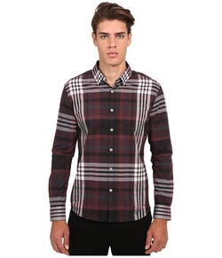 Harrington Long Sleeve Shirt by 7 Diamonds in Brooklyn