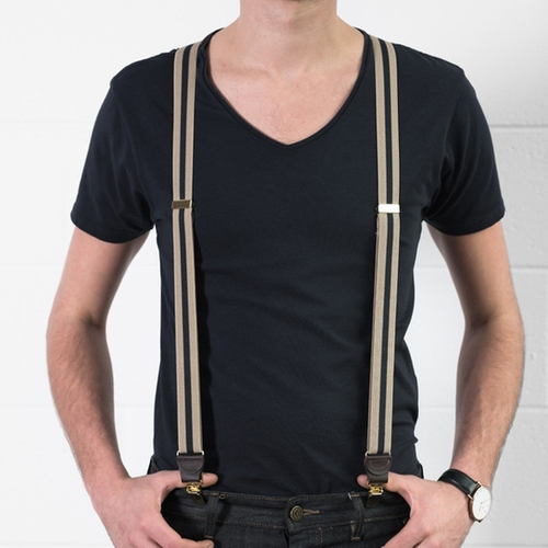 Striped Suspenders by Desert Navy in The Martian