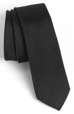 Woven Silk Tie by The Kooples in Fight Club