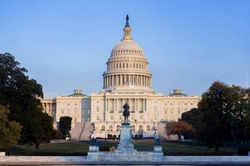 Washington, D.C. by United States Capitol in Snowden