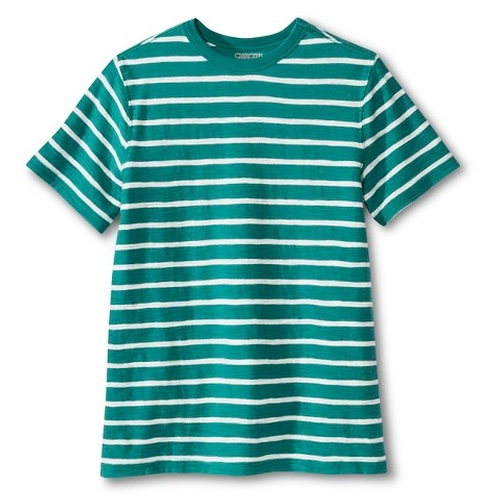 Boys' Striped T-Shirt by Target in Boyhood