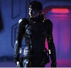 Custom Made Space Suit (Valerian) by Olivier Bériot (Costume Designer) in Valerian and the City of a Thousand Planets