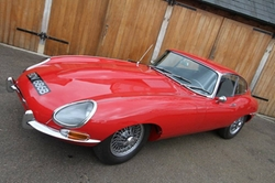 1964 E-Type Series 1 Coupe by Jaguar in Kingsman: The Golden Circle