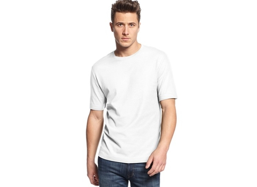 Solid Crew-Neck Performance T-Shirt by Club Room in The Maze Runner