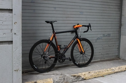Modified Passoni Nero XL Bike by Signature Cycles in Billions
