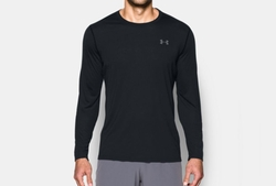 Threadborne Siro Long Sleeve Shirt by Under Armour in House of Cards