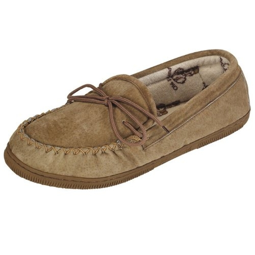 Terry Cloth Moccasins by Old Friend in Pretty Little Liars - Season 6 Episode 2