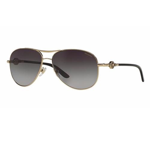Metal Aviator Sunglasses by Versace in Rosewood - Season 1 Episode 22
