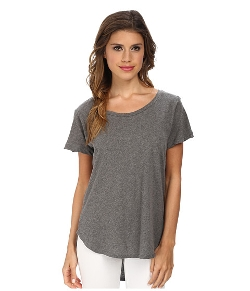 Crescent Crew Neck Shirt by LNA in Before I Wake