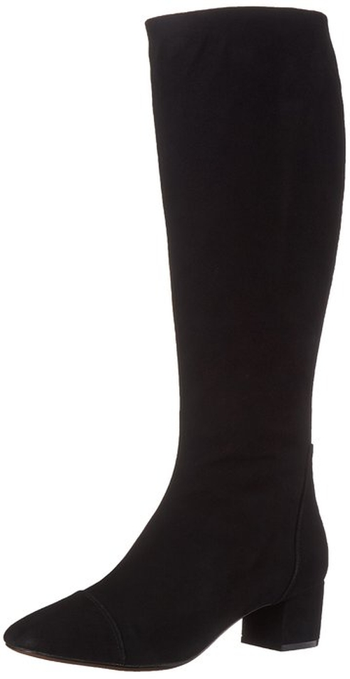 Women's Anatolia Suede Knee-High Boot by Nine West in Now You See Me 2