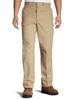 Men's Pocket Work Pants by Dickies in (500) Days of Summer