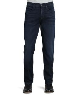 Luxe Performance: Carsen Blue Ice Jeans by 7 For All Mankind in No Strings Attached