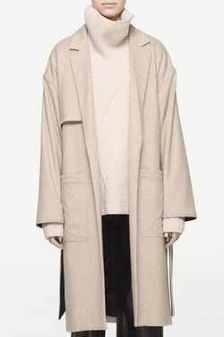 Evie Coat by Rag & Bone in The Flash