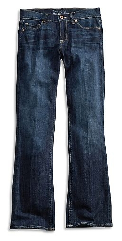 Ultra Curvy Sofia Bootcut Jeans by Lucky Brand in Twilight