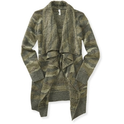 Camo Cardigan by Aéropostale in Pretty Little Liars