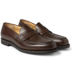Elveden Leather Penny Loafers by Church's in The Second Best Exotic Marigold Hotel
