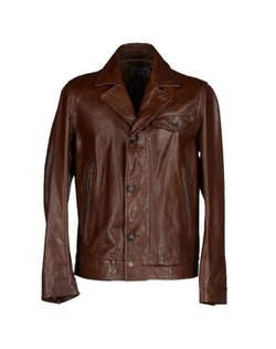 Leather Jacket by C.P. Company in Vinyl