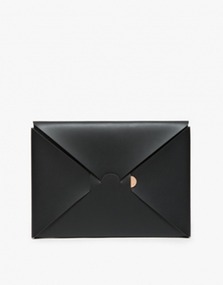 Seamless Clutch Bag by Need Supply Co. in Nashville