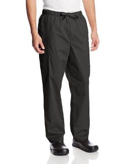 Men's Big-Tall Utility Pants by Cherokee in John Wick