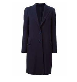 Single Breasted Coat by Tagliatore in Conviction