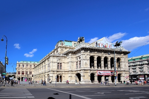 Vienna State Opera Vienna, Austria in Mission: Impossible - Rogue Nation