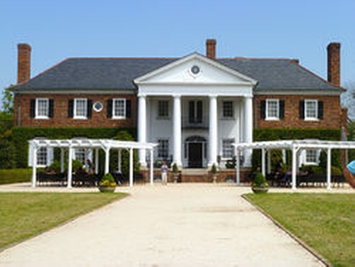 Boone Hall Plantation and Gardens (Depicted as Allie's House) Charleston County, South Carolina in The Notebook